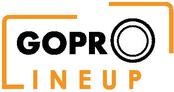 ร้าน GoProlineup ให้เช่ากล้อง GoPro Max · GoPro HERO9 · HERO8 · HERO7 รุ่นใหม่อัพเดทตลอด พร้อมใช้งาน ชั้น 12 อาคารเอเชียติด BTS ราชเทวี กรุงเทพ Logo